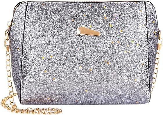 iHAZA Mode Femmes Hasp Hit Couleur Sacs /à Bandouli/èRe Sac De Messager Coin Bag Sac De T/éL/éPhone