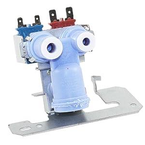 Supplying Demand WR57X10032 Refrigerator Water Valve AP3192626, WR57X10040