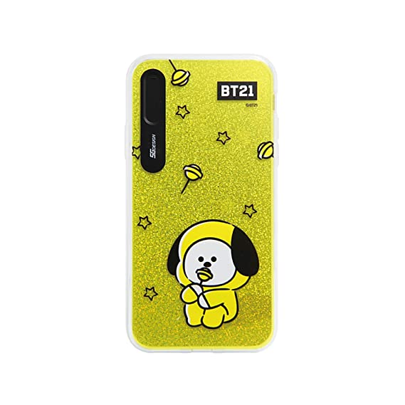 low priced 1894f 82e9b iPhone Xs Case/iPhone X Case, BTS BT21 Official Light Up Phone Case-Hang  Out (CHIMMY)