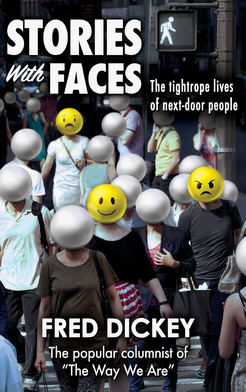 Stories with Faces: The Tightrope Lives of Next-Door People (Non000000)