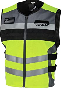 Fly Racing Fast-Pass Vest (Large/X-Large) (Hi-Vis)