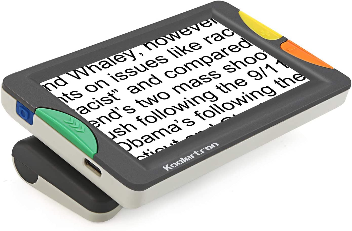 Digital Video Magnifier 4 3 Zoll Handportable Mobile Elektronik