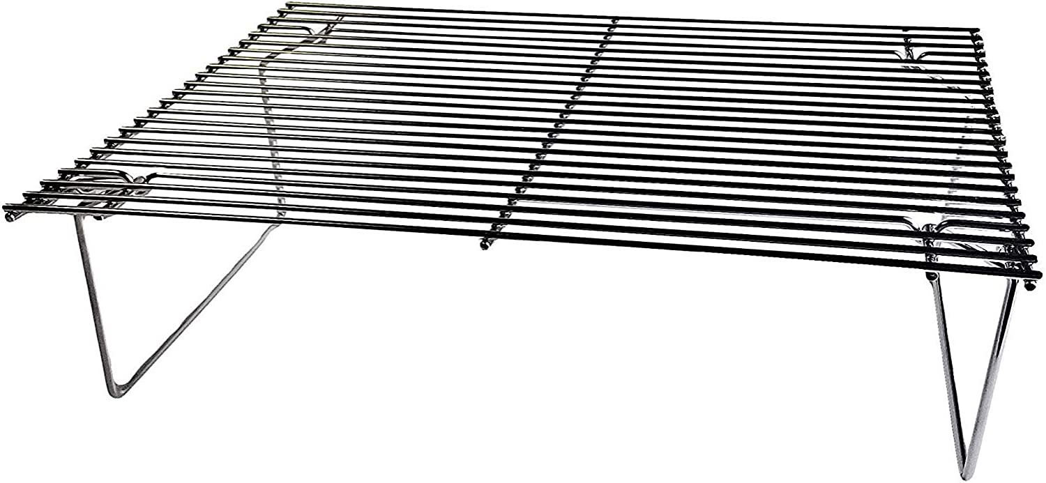 Green Mountain Grills Collapsible Upper Rack for Daniel Boone Pellet Grill for Doubled Grilling Space : Garden & Outdoor