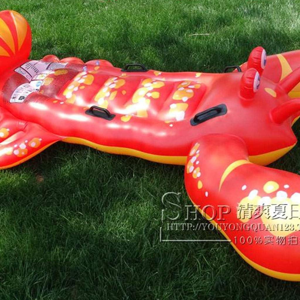 ZCX Anneau de Natation Adulte Grand Animal/Crocodile de Tortue Baleine Bleue et Dauphin/Jouet Gonflable for Enfants Ballons d'eau (Color : M) U