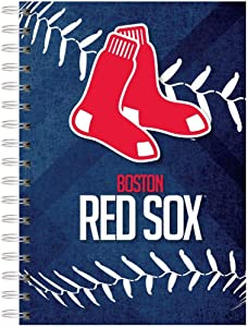 Turner Licensing, MLB Boston Red Sox Spiral Journal