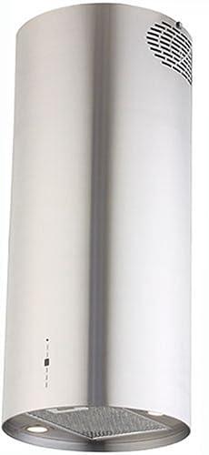 40 cm cilindrica acciaio INOX cappa isola Jsi 4170 - 40-ix ...