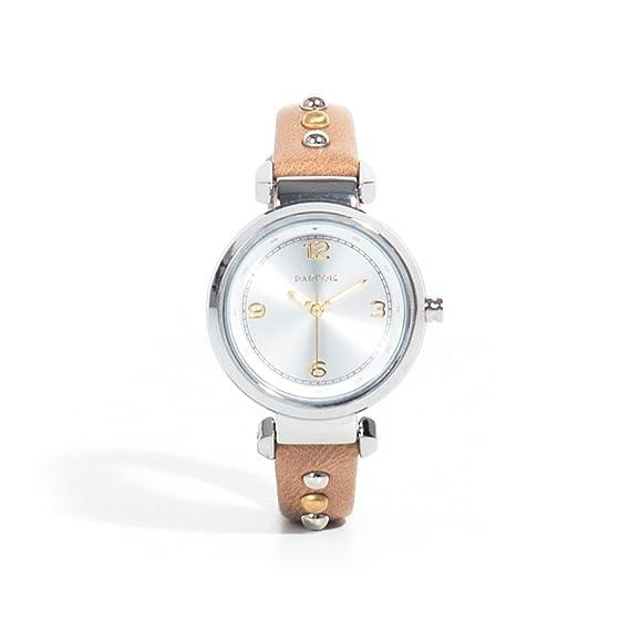 Parfois - Reloj Round - Mujeres - Tallas M - Beige