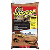 Zoo Med Excavator Clay Burrowing Substrate 4.5 Kg