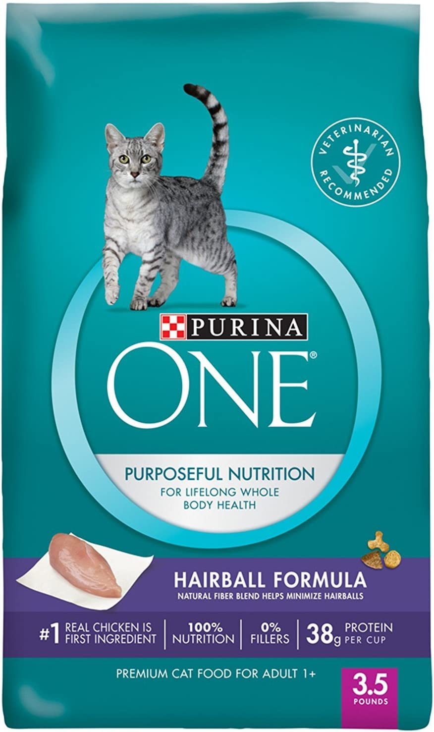 Purina One - Special Care Advanced Nutrition Hairball Formula - 3.5lb by Purina ONE