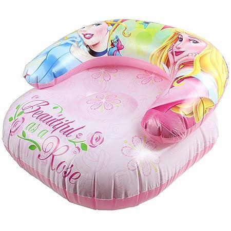 Disney Princess - Sillón hinchable para niños aire sofá asiento ...