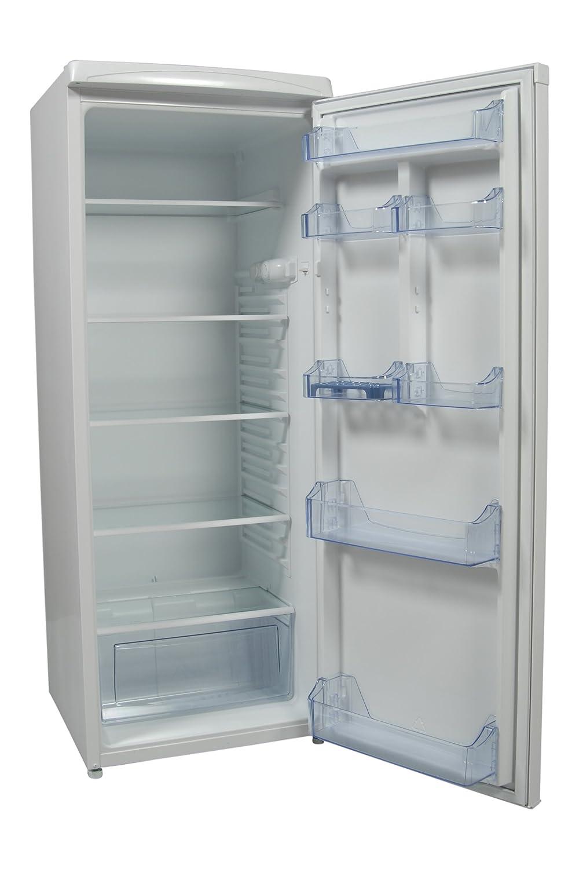 Techwood KS265A+ Kühlschrank/A+ / 144 cm / 133 kWh/Jahr / Kühlteil ...