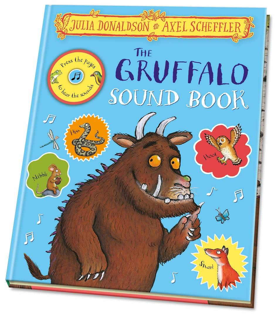 Buy The Gruffalo Sound Book (Sound Books) Book Online at Low Prices in  India | The Gruffalo Sound Book (Sound Books) Reviews & Ratings - Amazon.in