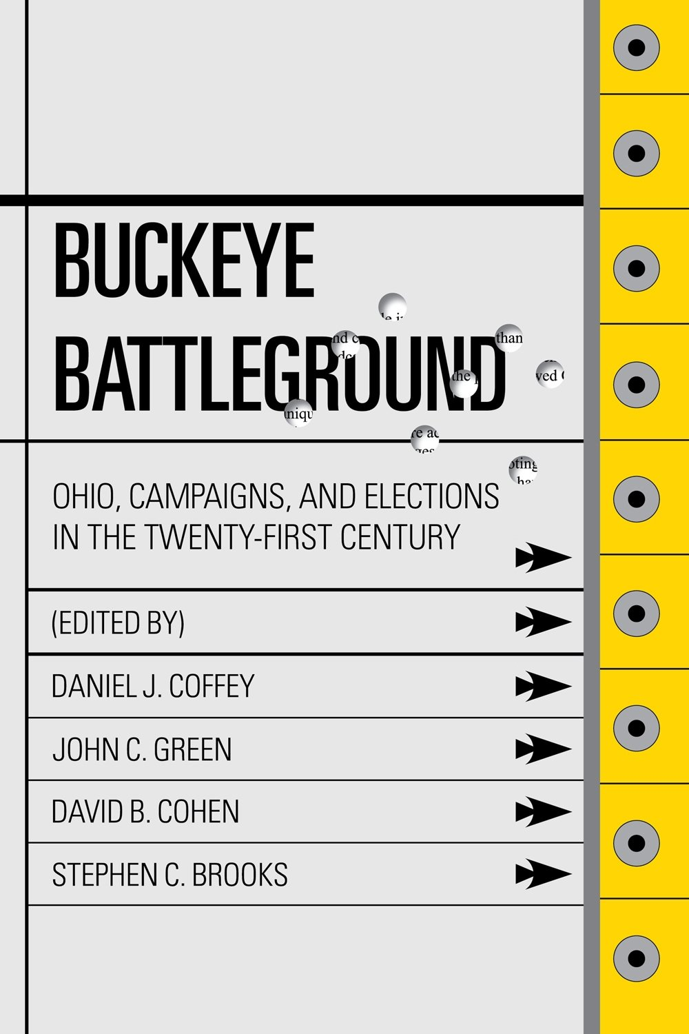 Download Buckeye Battleground: Ohio, Campaigns, and Elections in the Twenty-First Century PDF