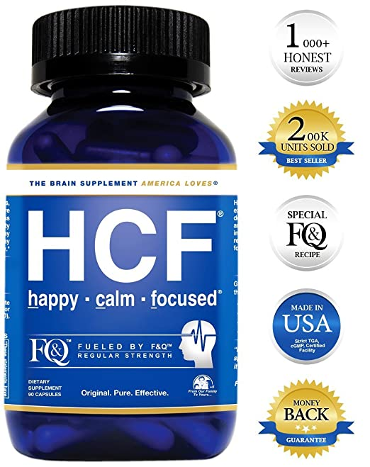 Product thumbnail for HCF Happy, Calm, and Focused
