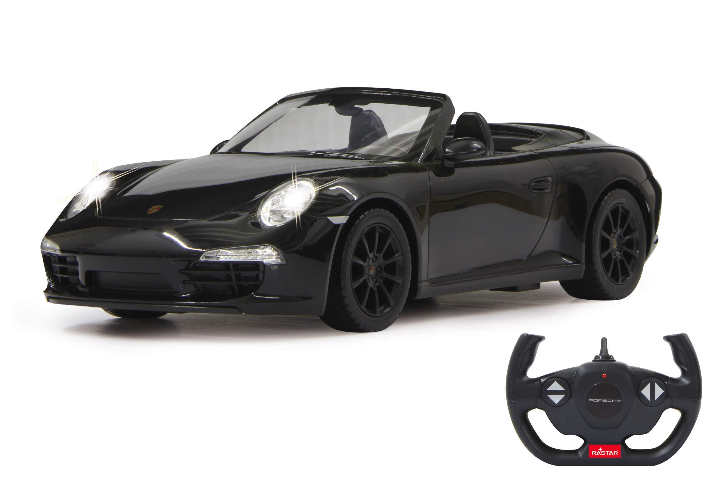 Jamara 403085 1:12 27 MHz Porsche 911 Carrera S Deluxe Car