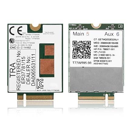 HP EliteBook 755 G3 Snapdragon X5 LTE Modem Driver for Mac Download