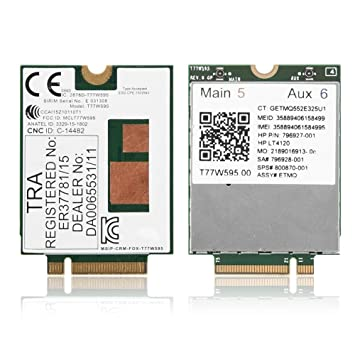HP ProBook 655 G1 Gobi 4G Modem 64 BIT Driver