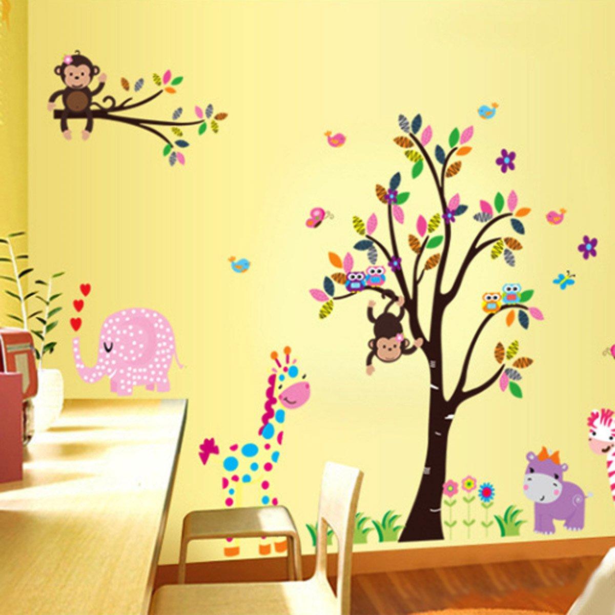 yesurprise vinilo decorativo vinilos infantiles dormitorio