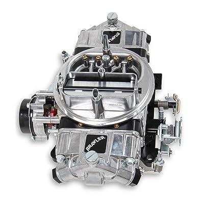 Quick Fuel Technology BR67212 Brawler Street Carburetor: Automotive