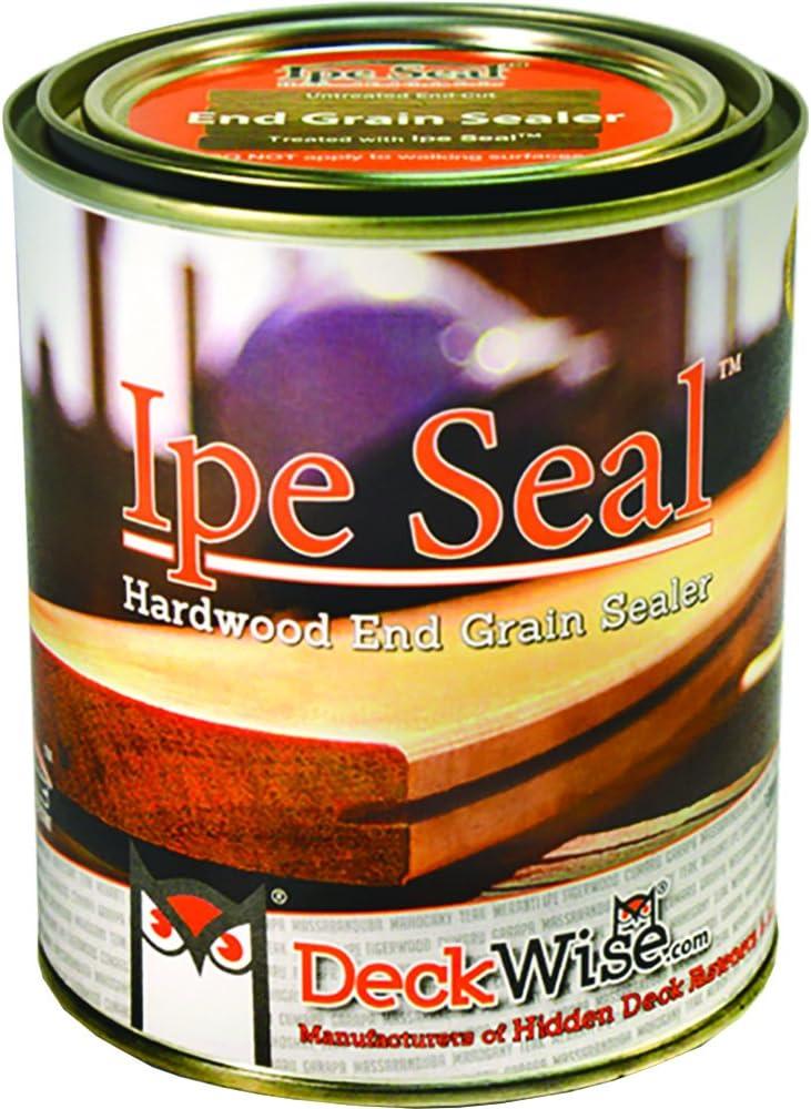 DeckWise Ipe Seal Hardwood Endgrain Sealant