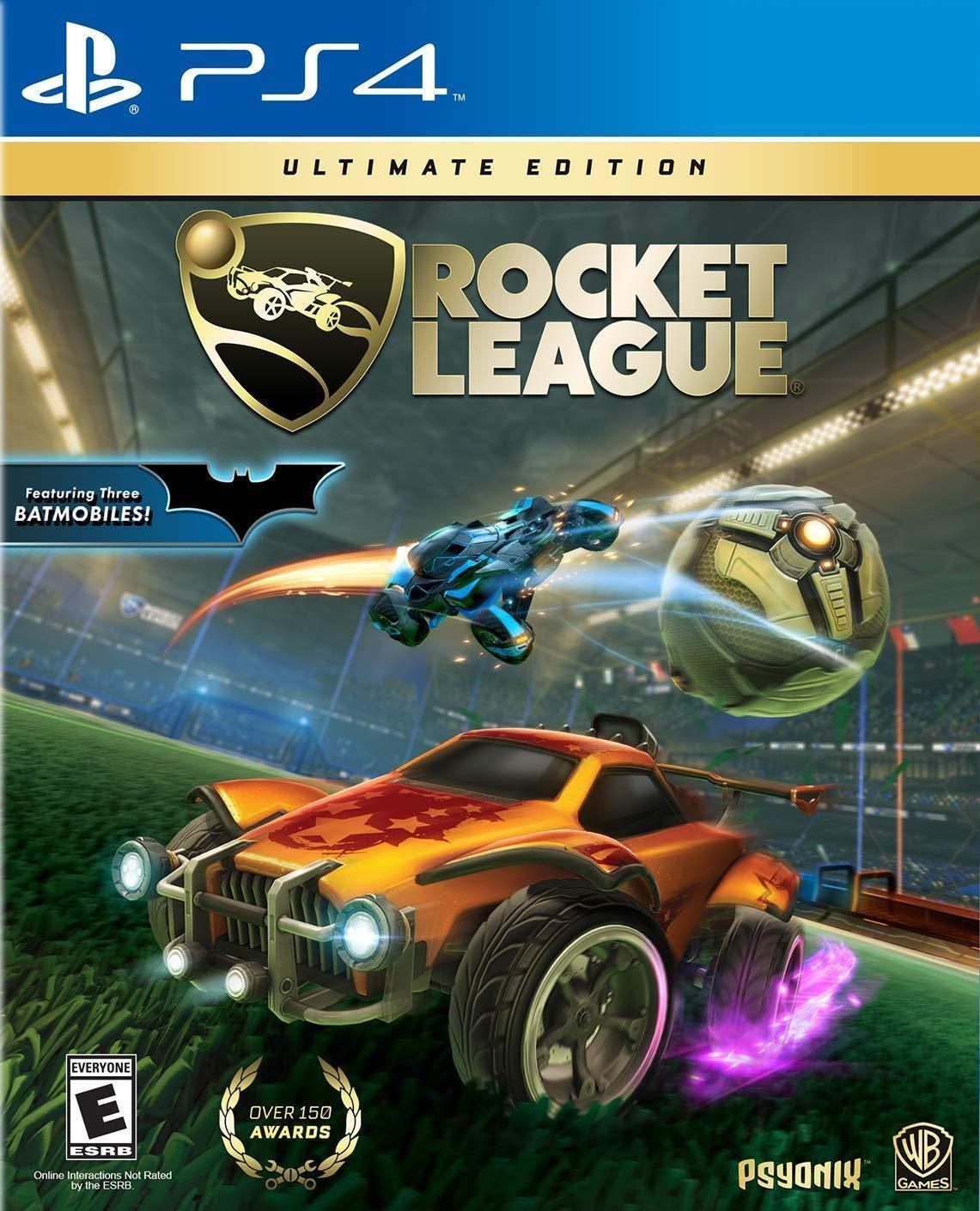 Rocket League Ultimate Edition - PlayStation 4