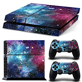 Stickers New Arrival Hottest Design Cheap High Quality Waterproof Vinyl For Ps4 Slim