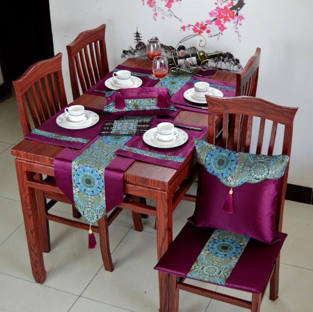 BiuTeFang Tischläufer Tischdecke, Kaffeetisch, Tisch Flagge 33*200cm