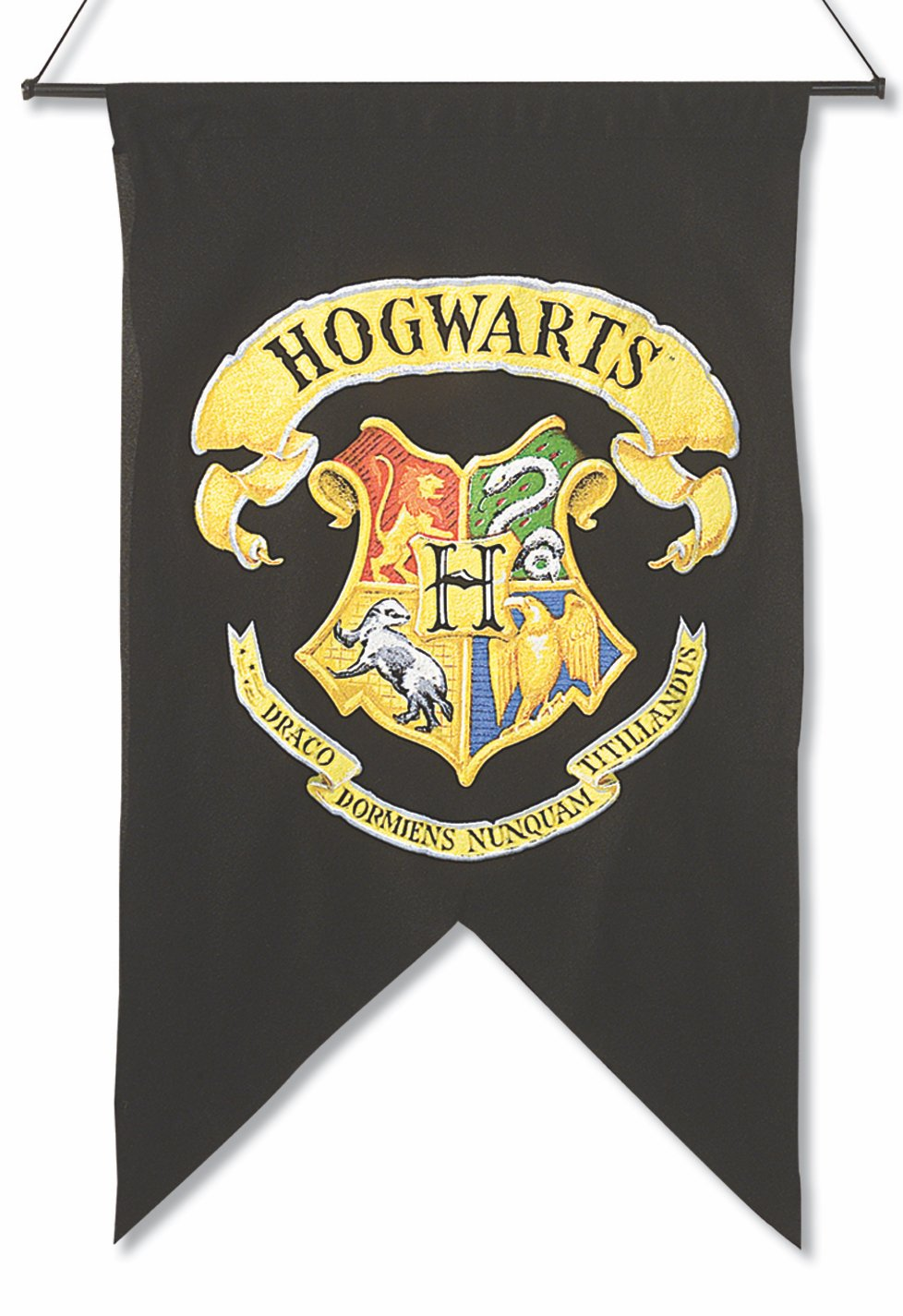 Harry Potter Hogwart's Printed Wall Banner