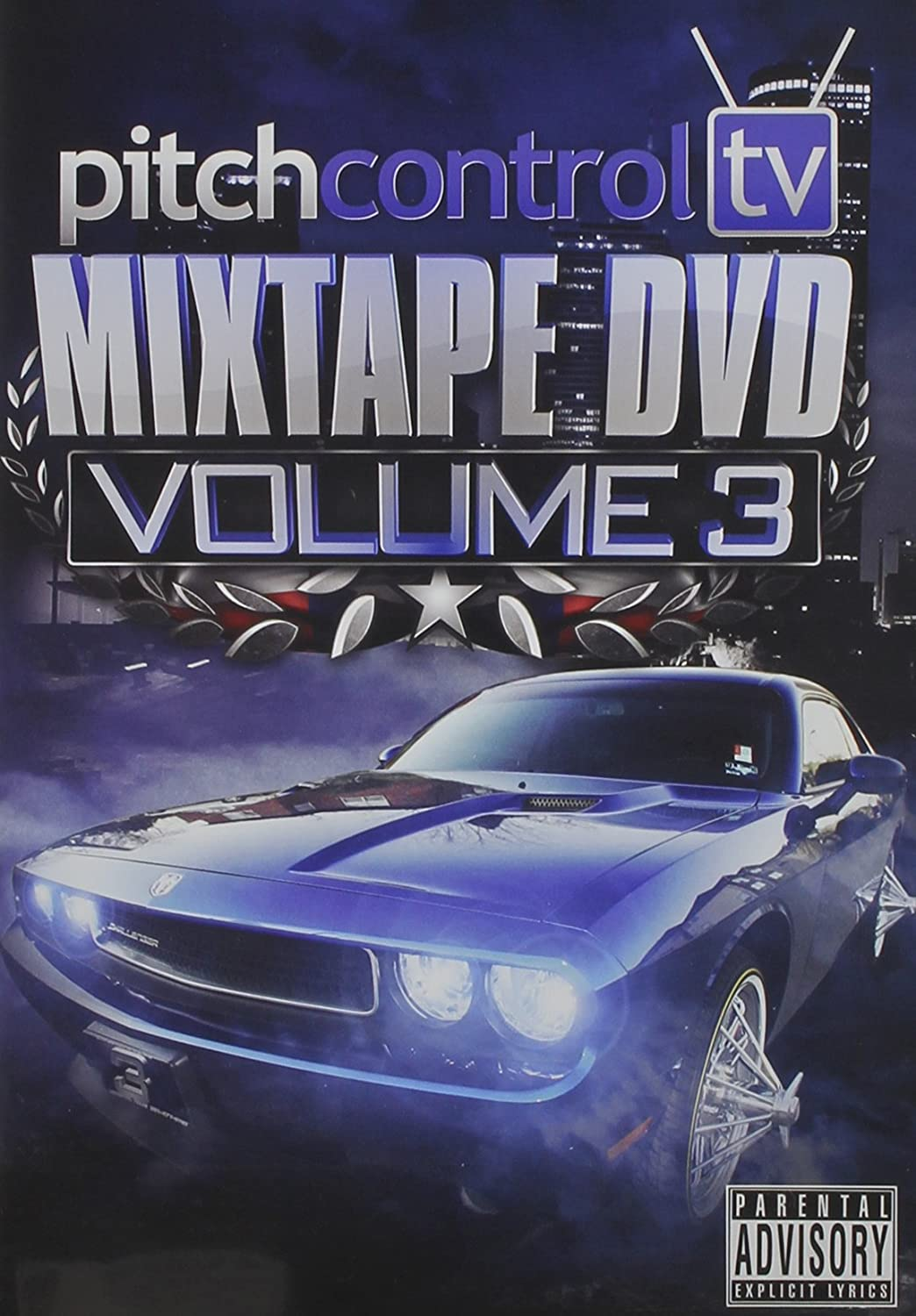 Amazon com: Pitch Control: Mixtape DVD, Vol  3: DJ Screw