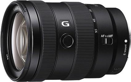 Sony Sel1655g Alpha 16 55 Mm F2 8 G Standard Zoom Aps C Kamera