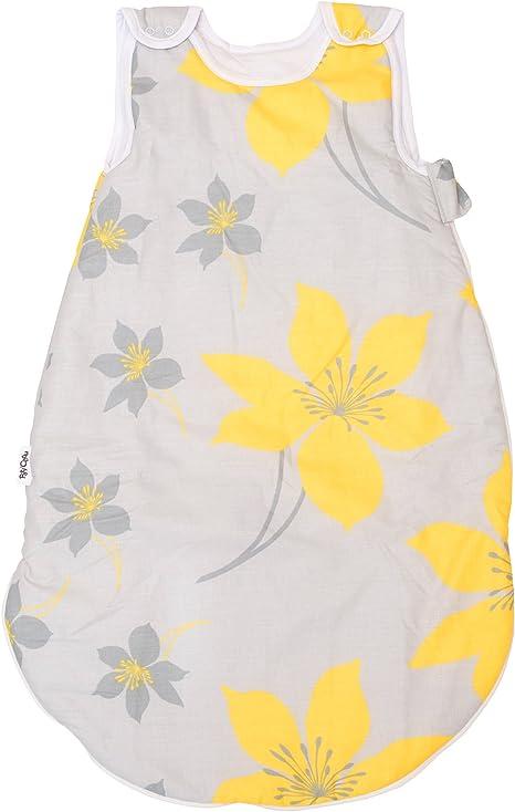 Cressida PatiChou 100% Algodón Sacos de dormir para bebés 0-6 meses (68 cm, 0.5 tog) - verano: Amazon.es: Bebé