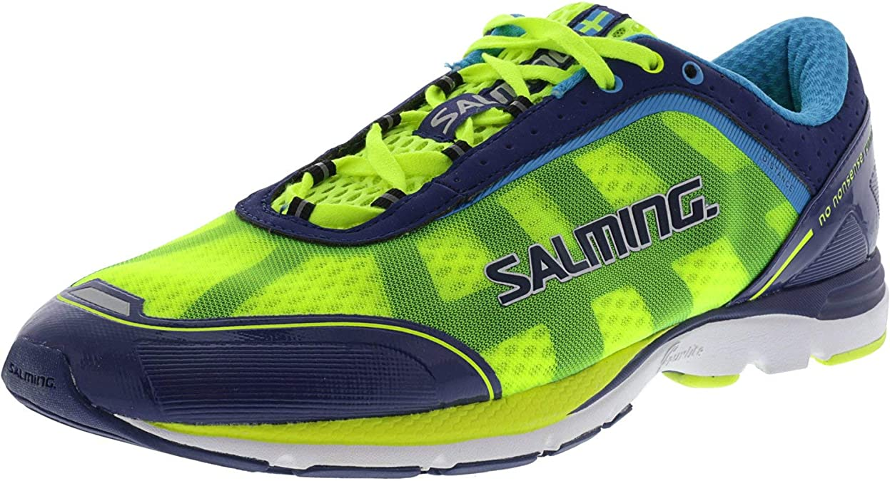 Distance 3 Ankle-High Mesh Running Shoe