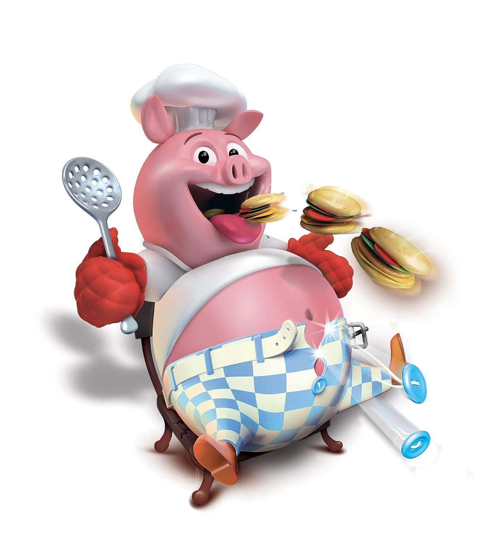 Goliath 30.672 Juego de Tablero Multi, Caja, 16 Hamburgers