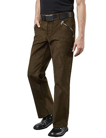 fcaf3a38db236f PIONIER WORKWEAR Herren Cord-Arbeitshose Herforder Zunftkleidung in  olivgrün (Art.-Nr. 72)  Amazon.de  Bekleidung