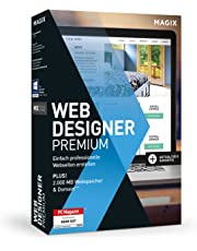 Magix Web Designer Premium  Professionelle Websites selbst erstellen