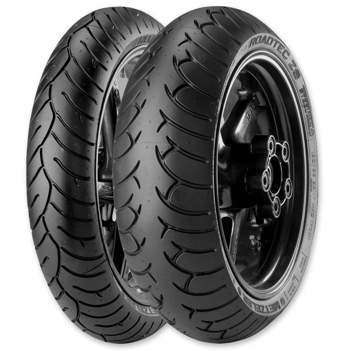 Metzeler Roadtec Z6 Front Tire (120/70ZR17) 1448100