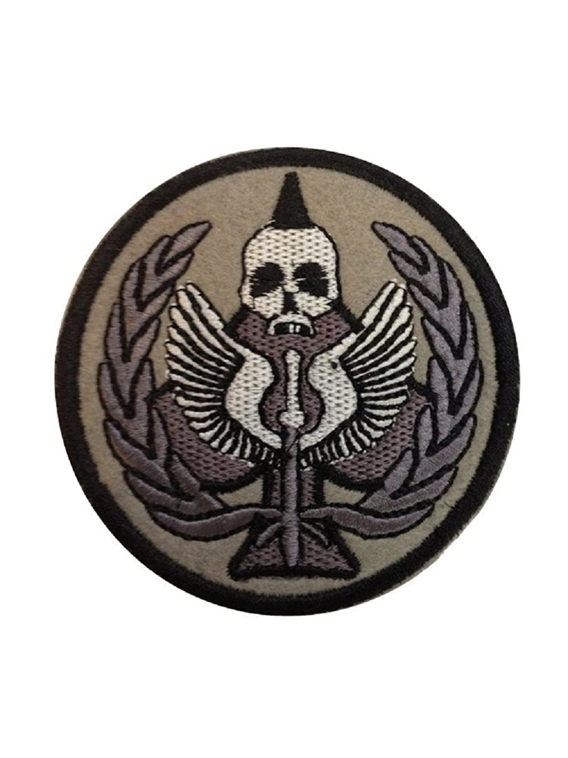 Amazon.com: Modern Warfare 2 Task Force 141 Ghost Tactical Patch ...