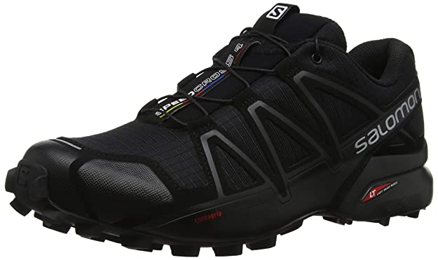 Salomon Men's Speedcross 4 Trail Running Shoe review
