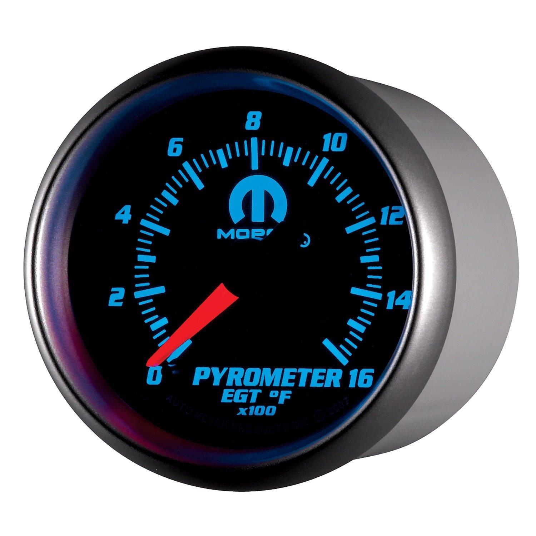 Auto Meter 880017 MOPAR Electric Pyrometer/EGT Gauge by Auto Meter (Image #7)