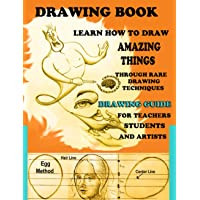 Drawing Book: For Beginners and Professionals