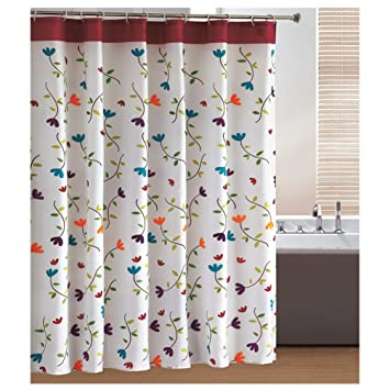 Vorhang Aufhängen mqmy glatte wasserdicht verhindern mehltau polyester duschvorhang