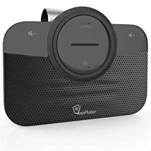 Car Speakerphone VeoPulse B-PRO 2 Hands Free with Bluetooth Automatic Cellphone Connection
