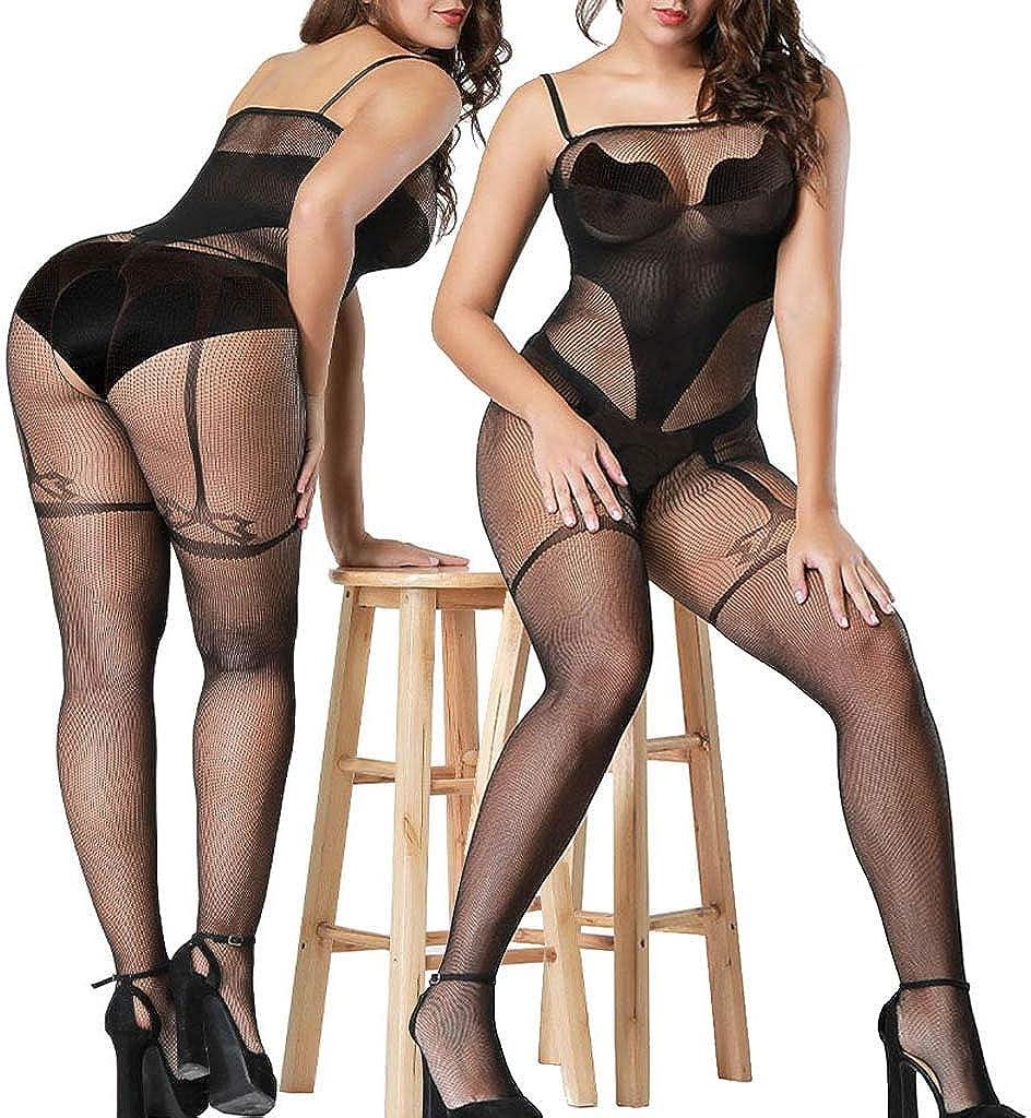 Snakell Body Jumpsuit Femmes De La Dentelle De La Lingerie Combinaison R/éSille Erotique Lingerie Noir Body Tentation Club Bar V/êTements De Nuit V/êTements De Nuit
