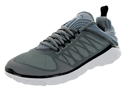 Nike Jordan Men's Jordan Flight Flex Trainer Cool Grey/Black/Pr Pltnm/Wht