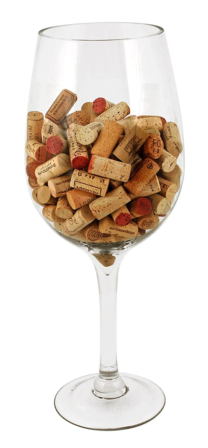 True 2275 Big Bordeaux Glass: Cork Holder Set of 1
