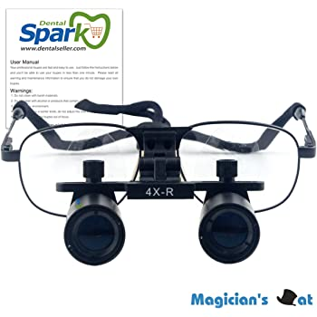 Amazon Com Spark Dental Surgical Loupes Light Dentist