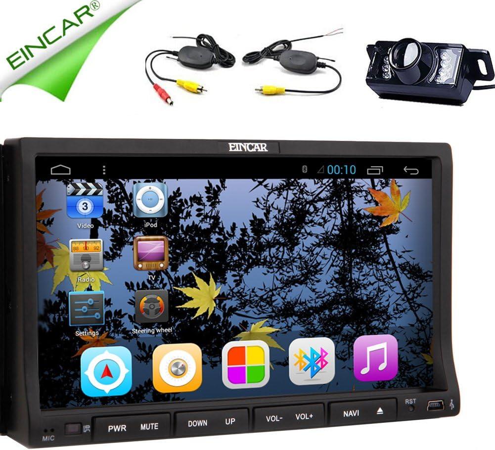 Fm Am Wireless Camera Included Android Autoradio 4 2 7 Elektronik