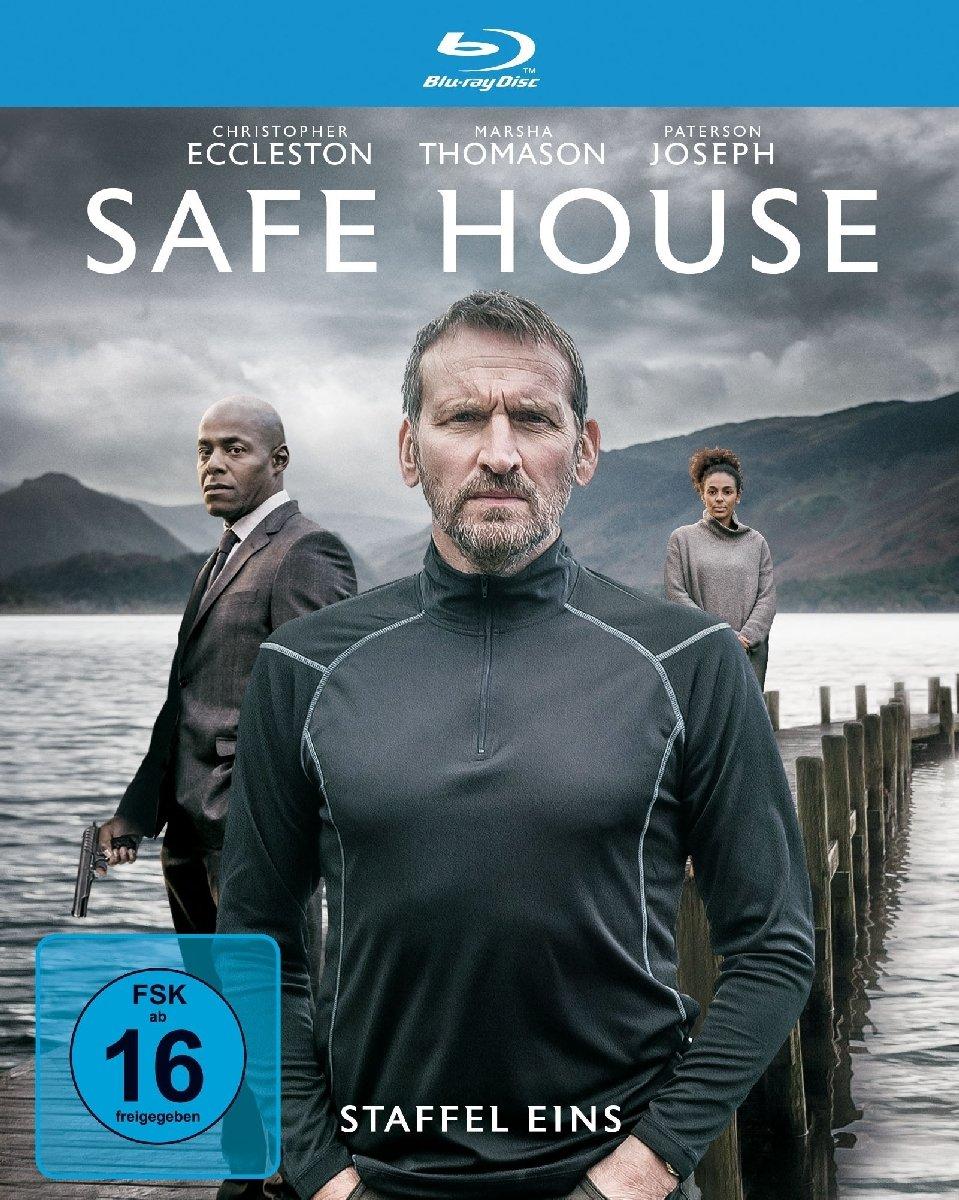 Great Amazon.com: Safe House   Season 1 ( Safe House   Season One ) [ Blu Ray,  Reg.A/B/C Import   Germany ]: Christopher Eccleston, Marsha Thomason, ...
