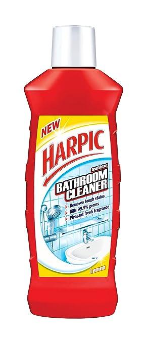 Harpic Bathroom Cleaner Lemon   1 L