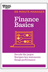 Finance Basics (20-Minute Manager) Paperback
